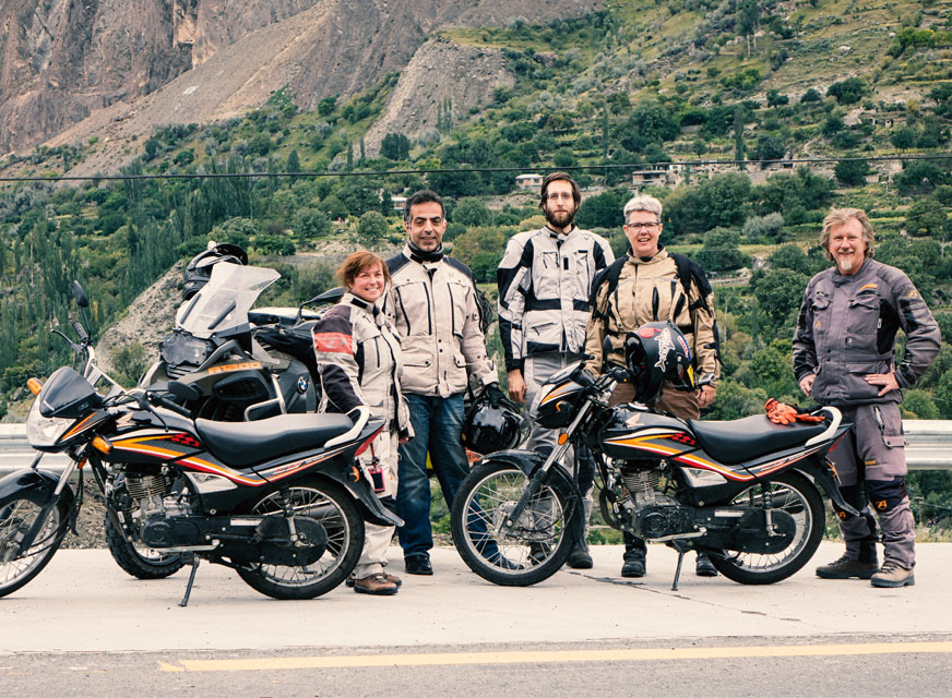 Motorcycle Tour - Adventure - A Different Agenda