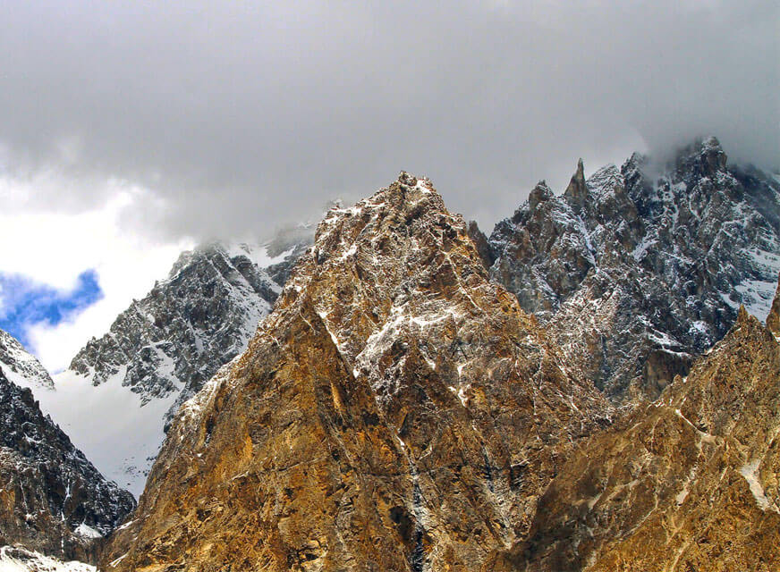 K2 Base Camp Trek - Trekking/Hiking Adventure - A Different Agenda