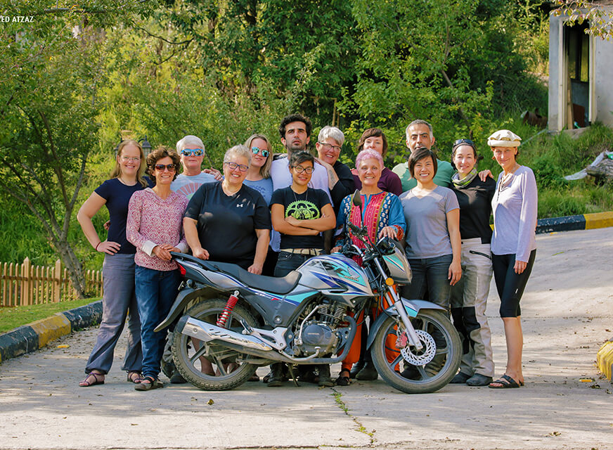 9 Day Cultural Crusade - Motorcycle Adventure