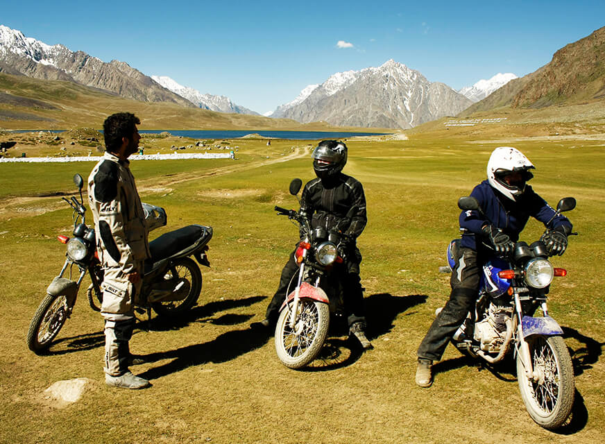 The Lost Tribe Motorcycle Tour - Motorcycle Adventure - A Different Agenda